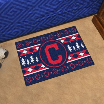 Picture of MLB - Cleveland Indians Starter - Holiday Sweater Starter