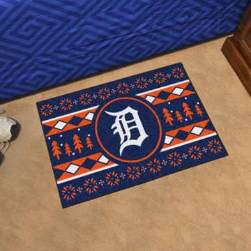 Picture of MLB - Detroit Tigers Starter - Holiday Sweater Starter