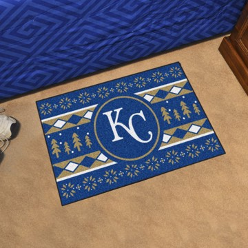 Picture of MLB - Kansas City Royals Starter - Holiday Sweater Starter