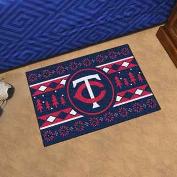 Picture of MLB - Minnesota Twins Starter - Holiday Sweater Starter