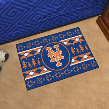Picture of MLB - New York Mets Starter - Holiday Sweater Starter