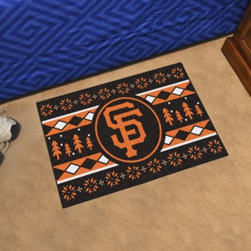 Picture of MLB - San Francisco Giants Starter - Holiday Sweater Starter