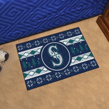 Picture of MLB - Seattle Mariners Starter - Holiday Sweater Starter