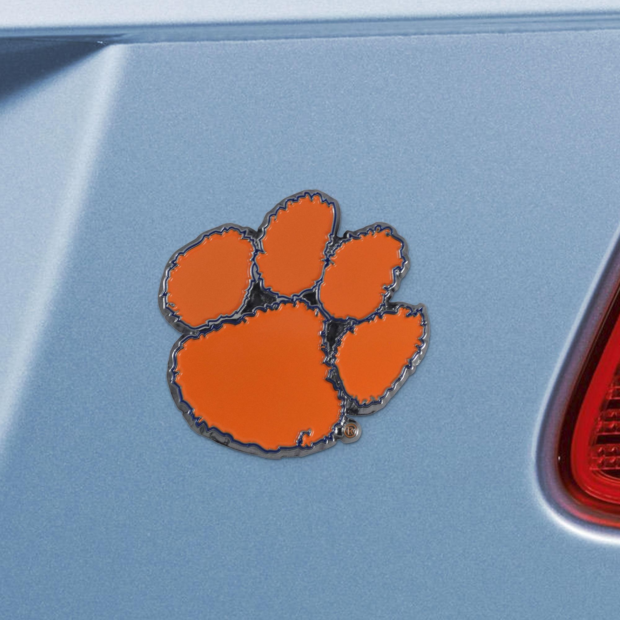 Clemson Emblem - Color