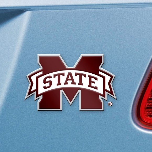 Picture of Mississippi State Emblem - Chrome