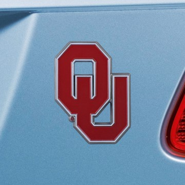 Picture of Oklahoma Emblem - Color