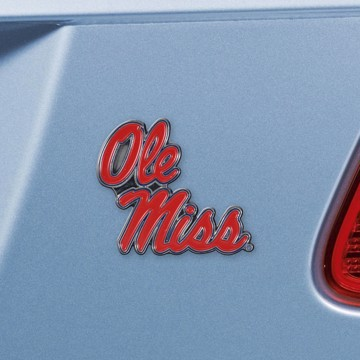 Picture of Ole Miss Emblem - Color