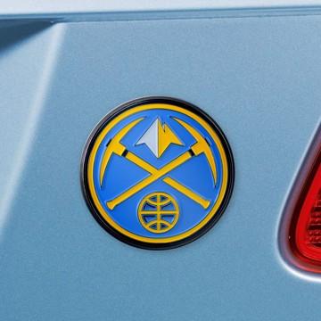 Picture of NBA - Denver Nuggets Emblem - Color