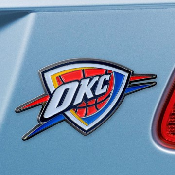 Picture of NBA - Oklahoma City Thunder Emblem - Color