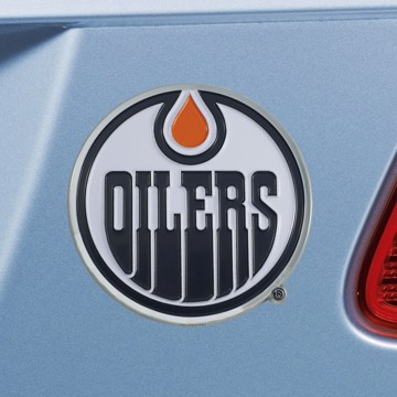 Picture of NHL - Edmonton Oilers Emblem - Color