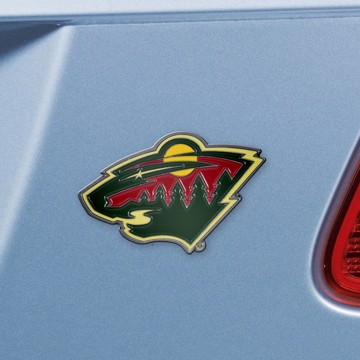 Picture of NHL - Minnesota Wild Emblem - Color