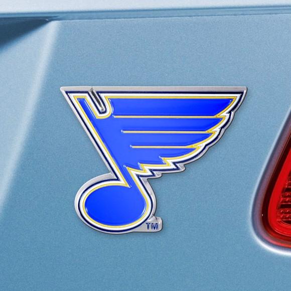 Picture of NHL - St. Louis Blues Emblem - Color