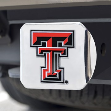 Picture of Texas Tech Hitch Cover