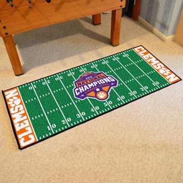 Picture of Clemson 2018-19 National Champions Football Field Runner