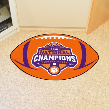 Picture of Clemson 2018-19 National Champions Football Mat