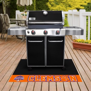 Picture of Clemson 2018-19 National Champions Grill Mat