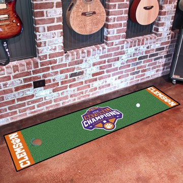 Picture of Clemson 2018-19 National Champions Putting Green Mat