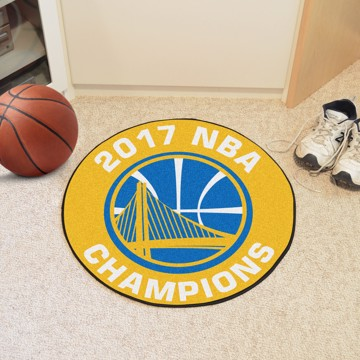 Picture of NBA - Golden State Warriors 2017 NBA Finals Champions Basketball Mat