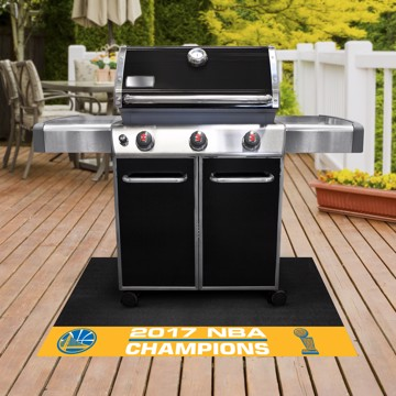 Picture of NBA - Golden State Warriors 2017 NBA Finals Champions Grill Mat