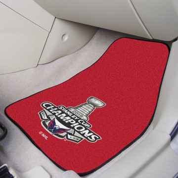 Picture of NHL - Washington Capitals 2018 Stanley Cup Champions Carpet Car Mat Set