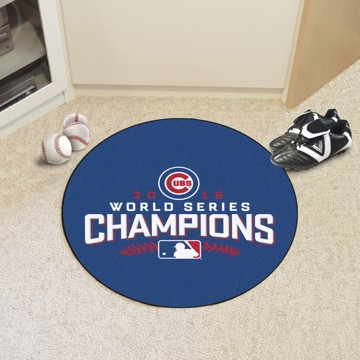 Picture of MLB - Chicago Cubs 2016 World Series Champions Baseball Mat