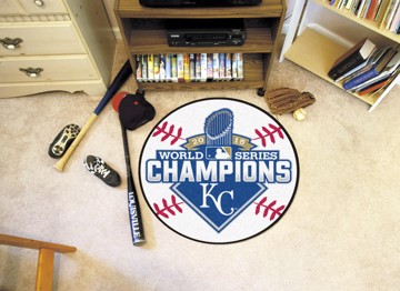 Picture of MLB - Kansas City Royals 2015 World Series Champions Baseball Mat