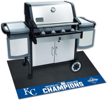 Picture of MLB - Kansas City Royals 2015 World Series Champions Grill Mat