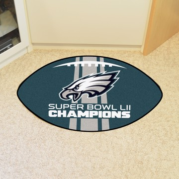 Picture of NFL - Philadelphia Eagles Super Bowl LII Champions Football Mat