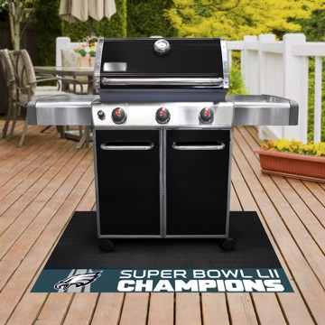 Picture of NFL - Philadelphia Eagles Super Bowl LII Champions Grill Mat