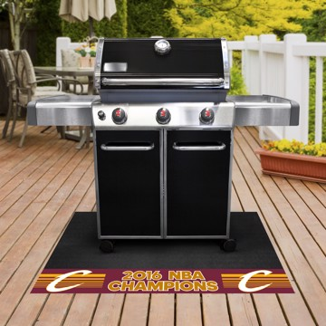 Picture of NBA - Cleveland Cavaliers 2016 NBA Finals Champions Grill Mat