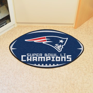 Picture of NFL - New England Patriots Super Bowl LI Champions Football Mat