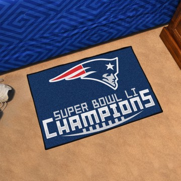 Picture of NFL - New England Patriots Super Bowl LI Champions Starter Mat