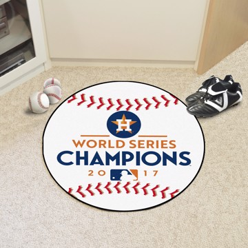 Picture of MLB - Houston Astros World Series Champions 2017 Baseball Mat