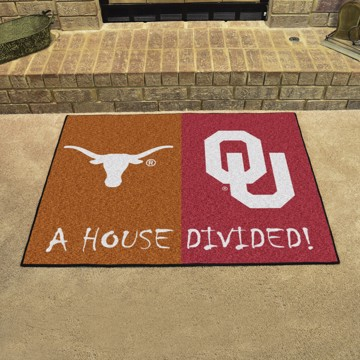 Picture of House Divided - Texas / Oklahoma