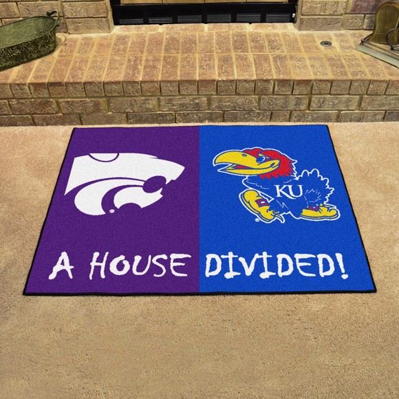 Picture of House Divided - Kansas / Kansas State