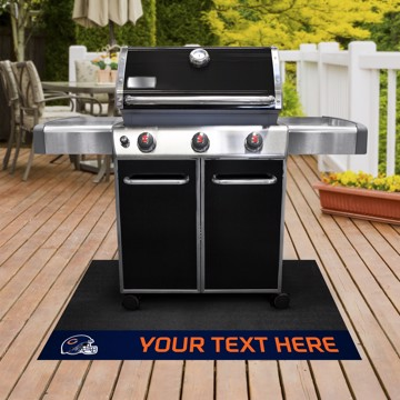 Picture of NFL - Chicago Bears Personalized Grill Mat