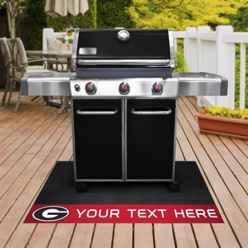 Picture of Georgia Personalized Grill Mat