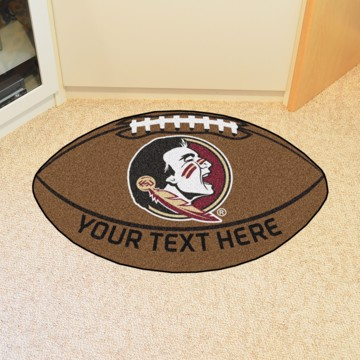 Picture of Florida State Personalized Football Mat