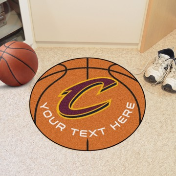 Picture of NBA - Cleveland Cavaliers Personalized Basketball Mat