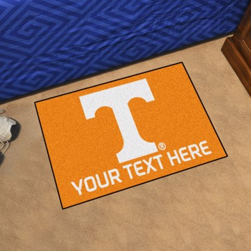 Picture of Personalized University of Tennessee Starter Mat