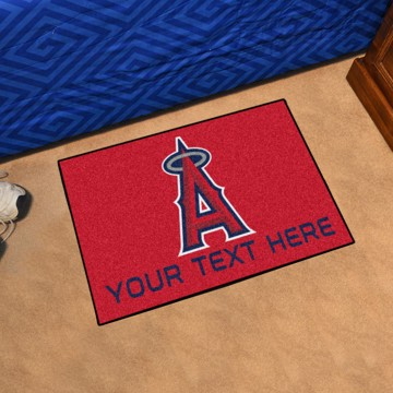 Picture of Los Angeles Angels Personalized Accent Mat