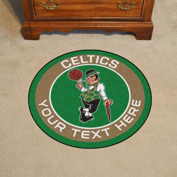 Picture of NBA - Boston Celtics Personalized Roundel Mat