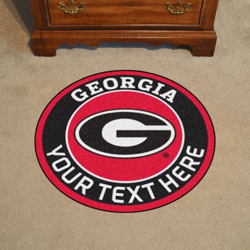 Picture of Georgia Personalized Roundel Mat