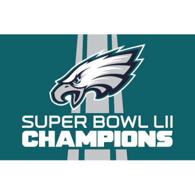 Picture for category Super Bowl LII Champions - Philadelphia Eagles (2017-18)