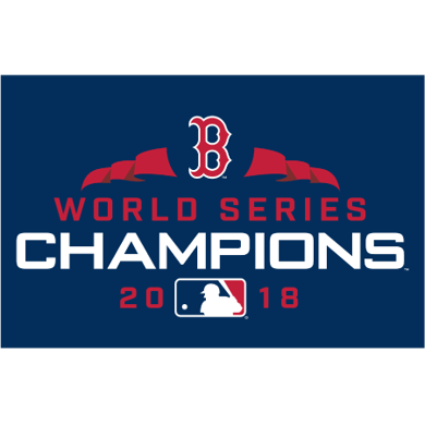 Picture for category World Series Champions 2018 - Boston Red Sox