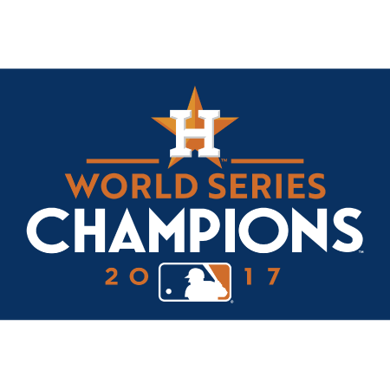 Picture for category World Series Champions 2017 - Houston Astros