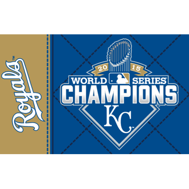 Picture for category World Series Champions 2015 - Kansas City Royals