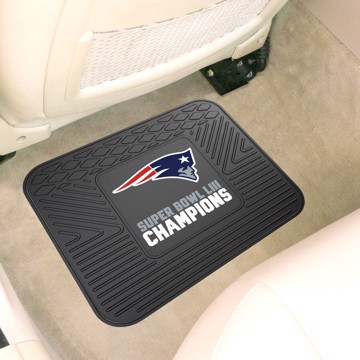 Picture of NFL - New England Patriots Super Bowl LIII Champions Utility Mat