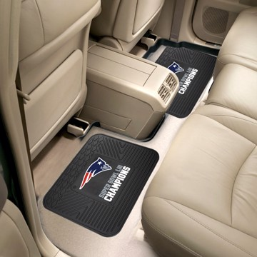 Picture of NFL - New England Patriots Super Bowl LIII Champions Utility Mat Set
