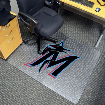 Picture of MLB - Miami Marlins Chair Mat